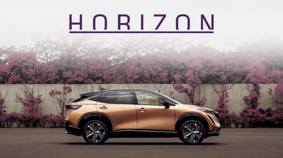"Tere tulemast Horizoni  ""Nissan Ariya disaini avastusretk"""