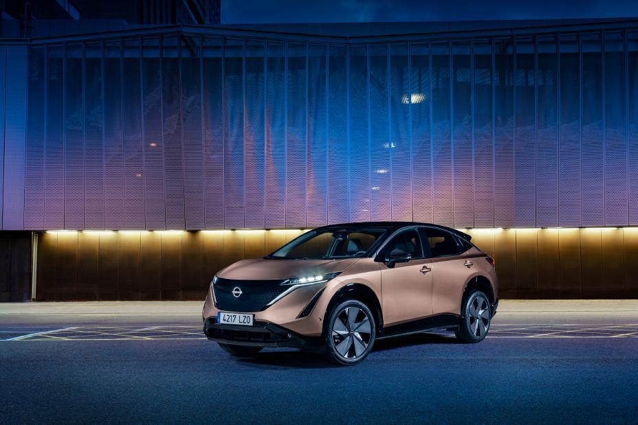 Ariya on eeldatavalt seni kõige aerodünaamilisem ja kõige suurema sõiduulatusega Nissani crossover